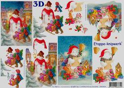 Le Suh knipvel kerst 4169116 (Locatie: 0616)