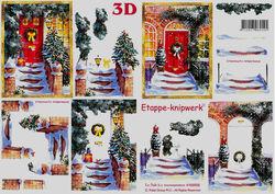Le Suh knipvel kerst 4169556 (Locatie: 4311)