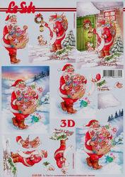 Le Suh knipvel kerst nr. 4169528 (Locatie: 2313)