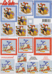 Le Suh knipvel kerstmis 630153 (Locatie: 2340)