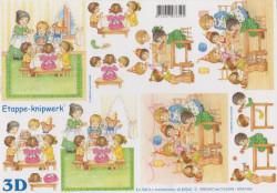 Le Suh knipvel kinderen 4169241 (Locatie: 0418)