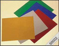 Le Suh mica transparant rood 950023 (Locatie: 336)