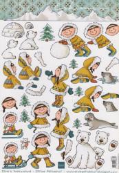 Marianne Design kerst knipvel AK0051 (Locatie: 1603)