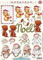 Morehead stansvel kerst 11052-380 (Locatie: 610)