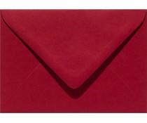 Papicolor envelop C6 114x162 mm Christmas-Red