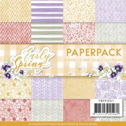 Precious Marieke, Paperpack, 15.2 x 15.2 cm, Early Spring, PMPP10017