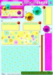 Studio Light Birthday cards 05 (Locatie: 947)