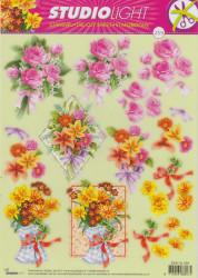 Studio Light stansvel bloemen EASYSL259 (Locatie: 6441)