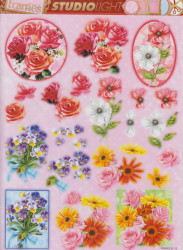 Studio Light stansvel bloemen FRAMESSL18 (Locatie: 2719)