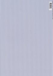 Tierelantijntje achtergrondpapier blauw gestreept 3344 (Locatie: 1408)