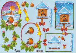 Wekon knipvel kerstmis (Locatie: 2585)