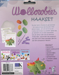Wollowbies haakset - David Draak