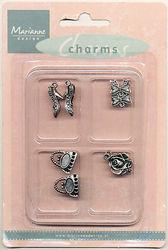 Marianne Design vintage lady charms JU0892 (Locatie: 1E )
