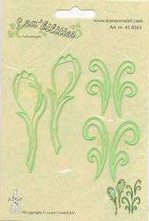 Leane Creatief snij- en embosmal Bloemen 458565 (Locatie: D147)