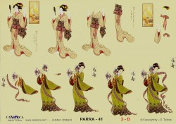 Camarca knipvel nr. PARRA41 (Locatie: 4603)