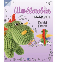 Wollowbies haakset - David Draak