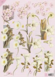 Marianne Design knipvel bloemen MB 0130 (Locatie: 1350)