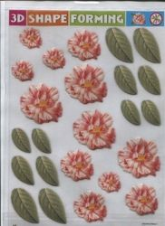 3D Shape Forming bloemen 3Dshapeforms41 (Locatie: 130)