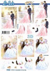 Le Suh knipvel huwelijk 777560 (Locatie: 1206)