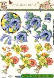 Doe Maar knipvel bloemen 11053-323 (Locatie: 5942)