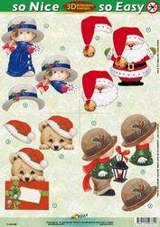 Doe Maar stansvel kerst 11052-381 (Locatie: 5607)
