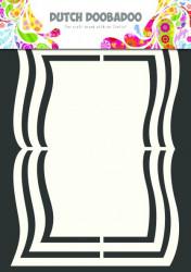 Dutch Doobadoo Shape Art Book A5 stencil 470.713.112 (Locatie: 1346)