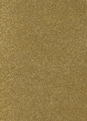 Foam Rubber A4, 2mm dikte, glitter goud