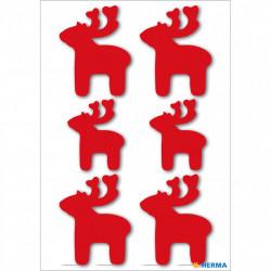Herma stickers eland vilt 1 vel 6548 (Locatie: HE024)