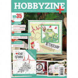 Hobbyzine Plus nr. 35 mrt-apr 2020 HZ02002