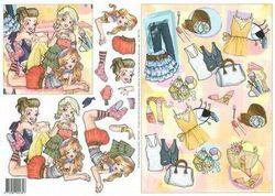 Jalekro knipvel kinderen 99017 04 (Locatie: 118)