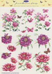 Janneke Brinkman knipvel bloemen (Locatie: 2851)