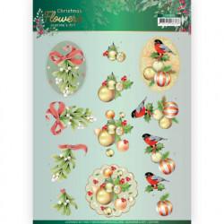 Jeanine's Art knipvel kerstmis CD11555 (Locatie: 2392)