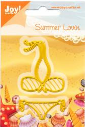 Joy! Crafts snij- en embosmal bikini 6002/0179 (Locatie: M011)
