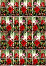 Le Suh achtergrond papier A4 kerst 555003 (Locatie: 0202)
