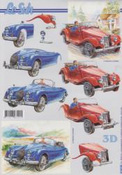 Le Suh knipvel auto's nr. 416956 (Locatie: 4208)