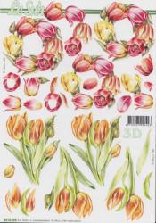 Le Suh knipvel bloemen 8215394 (Locatie: 2776)