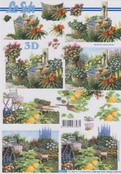 Le Suh knipvel bloemen nr. 777056 (Locatie: 4316)