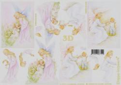 Le Suh knipvel engel 4169330 (Locatie: 1312)