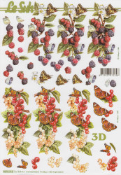 Le Suh knipvel fruit 8215312 (Locatie: 1742)
