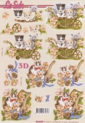 Le Suh knipvel katten 8215270 (Locatie: 1443)