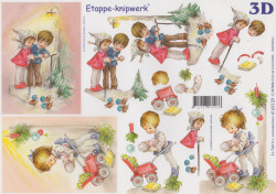 Le Suh knipvel kerstmis 4169129 (Locatie: 2585)