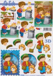Le Suh knipvel kinderen 777064 (Locatie: 4807)