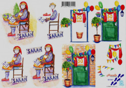 Le Suh knipvel Sarah 821507 (Locatie: 0106)