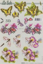Le Suh knipvel vlinders 821572 (Locatie: 4614)