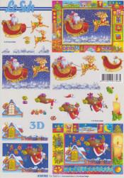 LeSuh knipvel kerst nr. 4169962 (Locatie: 2620)