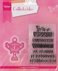 Marianne Design collectables set Champion COL1336 (Locatie: D135)