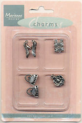 Marianne Design vintage lady charms JU0892 (Locatie: 1E )