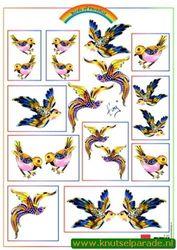 Marianne Design vogels knipvel IT557 (Locatie: 0110)