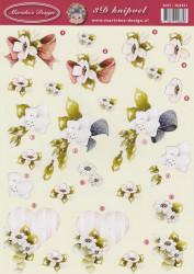 Marieke's Design knipvel kerstmis 2665/HJ8401 (Locatie: 1408)