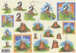 Mireille knipvel molen E730 (Locatie: 0310)